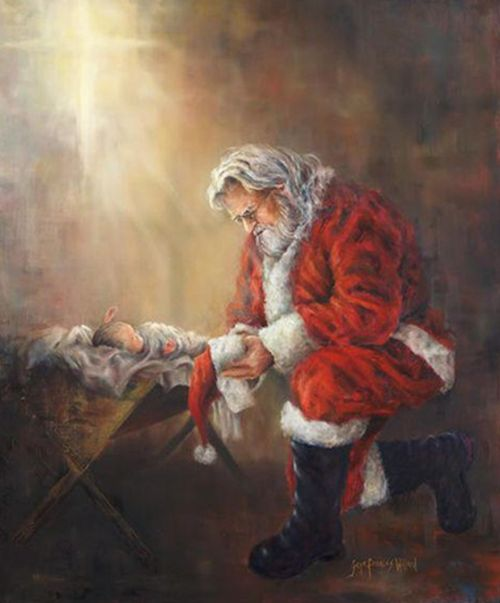 Santa Claus  mag