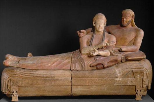 Sarcofagul soților 1