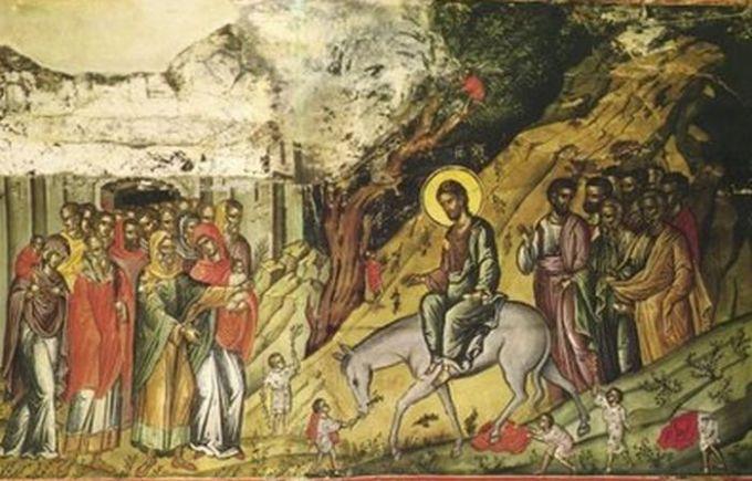 INTRAREA IN IERUSALIM 3