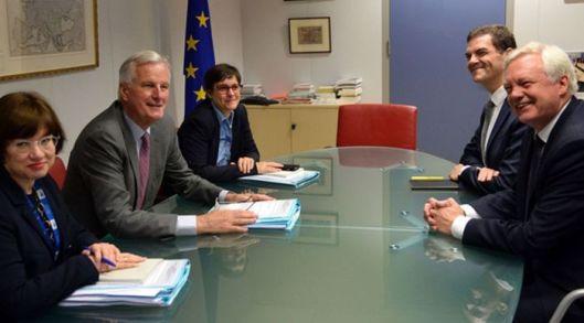Negocieri UE- Marea Britanie
