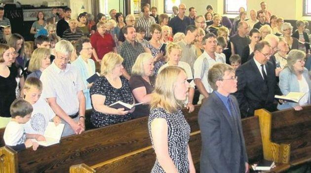 La música - puente de enlace dentro y fuera de la congregación